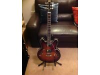 Stagg electric guitar ES335 copy