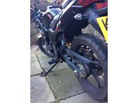 Lexmoto XTR 125 sport 2015 plate one owner great little runner