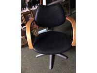 Unique Black chair
