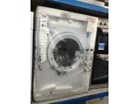 Beko 6kg white washing machine. £179. New/graded 12 month Gtee
