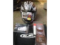 HJC motorbike helmet size cs-12 Road fighter mc5