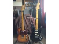 Stratocaster and Telecaster guitars for sale - Not Fender