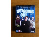 Not Going Out (sealed) Box set series 1/2/3.