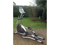Horizon Fitness Andes 007 Cross Trainer (Delivery Available)