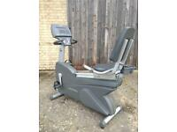 Life Fitness 95Ri Recumbent Exercise Bike (Delivery Available)