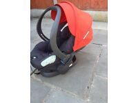 Stokke car seat compete with isofix