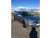 2008 VAUXHALL VECTRA SRI 1.8 5 DOOR H/BACK MOT 9.8.19 IMMACULATE INSIDE & OUT