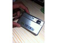 Sony 16 megapixel touchscreen camera