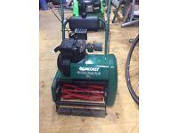 Qualcast Classic 35S Petrol Mower