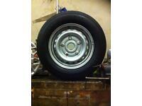 Wheels/tyres/&trims