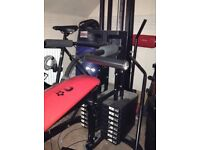 Home gym multi gym