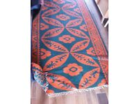 All weather rug 7.5 x 4.5ft