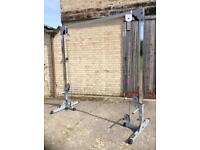 Body-Solid Plate Loaded Cable Crossover Machine (Delivery Available)