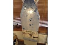 Brabantia super stable XL comfort ironing board with Solid Steam Unit Holder - NEW & Sealed