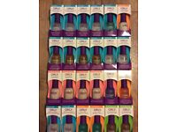 Orly Nail Treatments (all boxed and brand new)