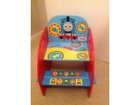 Wooden Thomas the tank engine chair