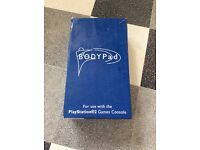 Body pads for ps2