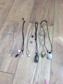 SELECTION OF JEWELLERY