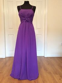 New Prom/Bridesmaid dress size 8 in purple