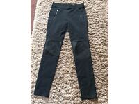 Women's Zara Black Trousers
