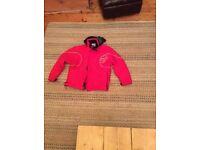 Boy age 14 quicksilver ski jacket