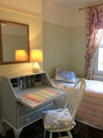 Two double sized rooms each available for single occupancy