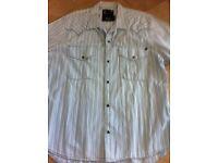 Men's genuine stylish g star shirt size xxl