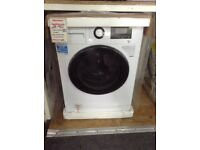 Beko white washer dryer. 9kg 6kg capacity. £460 RRP £600. New/graded 12 month Gtee