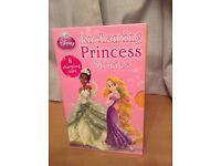 Disney Princess 8 book box set