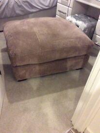 Large SCS Footstool