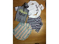 Mens / boys clothes -- Very good condition - Sizes Small / Med - HOODY - SHIRT - JUMPER