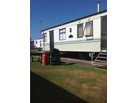 HOLIDAY STATIC CARAVAN FOR RENT JUNE & JULY DISCOUNTED PRICES AT DEVON CLIFFS EXMOUTH IN DEVON