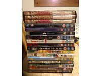 DVD collection (15DVD)