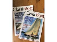 CLASSIC BOAT MAGAZINES (HUGE COLLECTION)