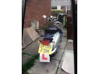 Directbikes Tommy 125cc Spares Or Repair