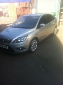FORD FOCUS 1.6 TDCI FACE LIFT VERY LOW MILES