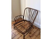 Ercol Windsor Armchair- needs some TLC