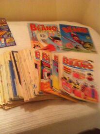 Beano Comics 1991/92