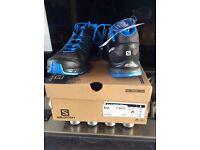 Salomon Walking Shoe Size UK 9.5
