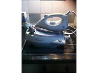 Delta Steam generator iron perfect working order £20