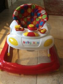 Babyzoo baby walker