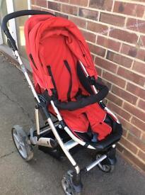 Britax vigour 4+ buggy / pushchair