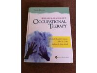 Willard & Spackman's Occupational Therapy Book