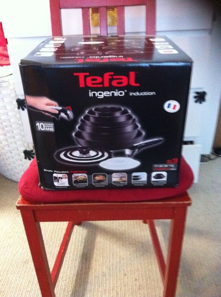 tefal ingenio induction the complete set, 13 piece | in lambeth