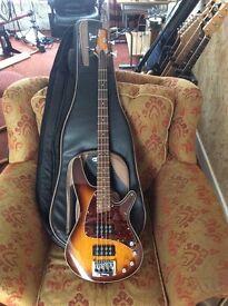 Ibanez SRX 530 bass (active)