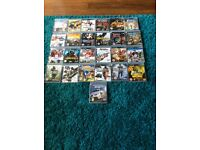PS3 games list enclosed . 3.50 each or 70.00 for all 25.