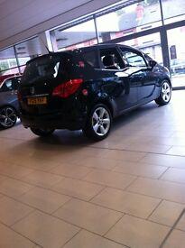 Vauxhall meriva 2015