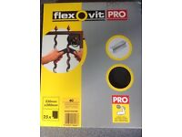 FLEXOVIT PRO EXTRA COARSE SANDPAPER SHEETS 230 x 280mm