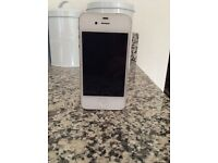 White 16GB iPhone 4s in PERFECT condition!