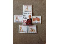 Paul McKenna I can make you thin journal & 5 CD's